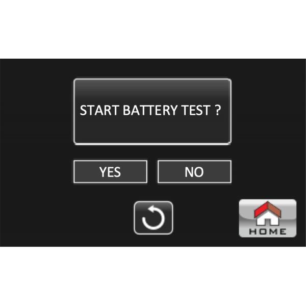 Test della batteria